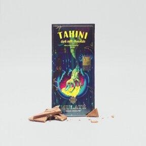 Mulate Dark milk chocolate TAHINI, 30g