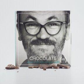 Dark chocolate with Himalayan salt, 60g