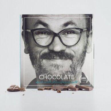 Juodasis šokoladas su Himalajų druska, 60g