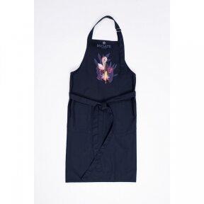 Mulate apron