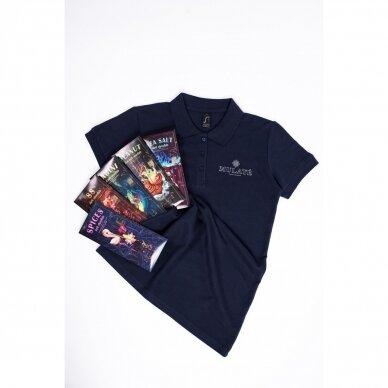 Mulate moteriški polo marškinėliai 2