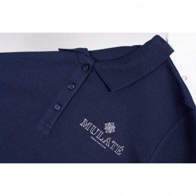 Mulate moteriški polo marškinėliai 3
