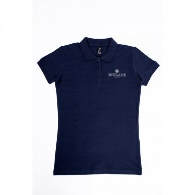 Mulate moteriški polo marškinėliai 4