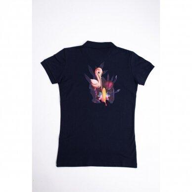 Mulate moteriški polo marškinėliai