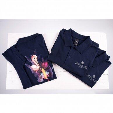Mulate vyriški polo marškinėliai 2