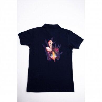 Mulate vyriški polo marškinėliai