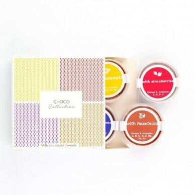 Pieniško šokolado kremų kolekcija, 320g 5