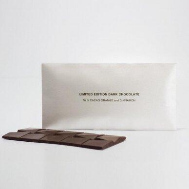 Šokoladas vokelyje, 80g 3