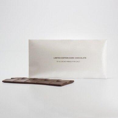 Šokoladas vokelyje, 80g 5